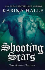 Shooting Scars: Book 2 in The Artists Trilogy - Audiobook Download