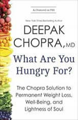 What Are You Hungry For?: The Chopra Solution to Permanent Weight Loss Well-Being and Lightness of Soul - Audiobook Download
