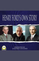Henry Fords Own Story - Audiobook Download