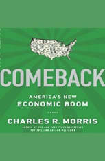 Comeback: Americas New Economic Boom - Audiobook Download