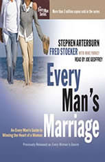 Every Mans Marriage: An Every Mans Guide to Winning the Heart of a Woman - Audiobook Download