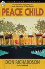 Peace Child: An Unforgettable Story of Primitive Jungle Treachery in the 20th Century - Audiobook Download