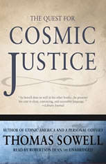 The Quest for Cosmic Justice - Audiobook Download
