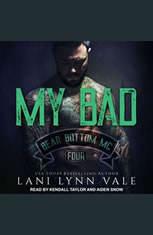 My Bad - Audiobook Download