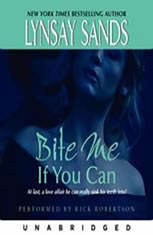 Bite Me If You Can - Audiobook Download