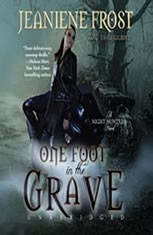 One Foot in the Grave: A Night Huntress Novel - Audiobook Download