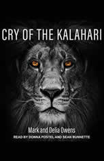 Cry of the Kalahari - Audiobook Download