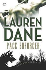 Pack Enforcer: (Cascadia Wolves #2) - Audiobook Download
