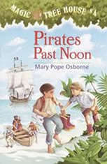 Magic Tree House #4: Pirates Past Noon - Audiobook Download