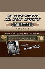 The Adventures of Sam Spade Detective Collection 1 - Audiobook Download