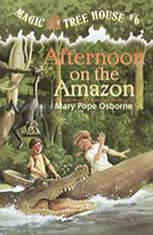 Magic Tree House #6: Afternoon on the Amazon - Audiobook Download