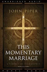 This Momentary Marriage: A parable of permanence - Audiobook Download