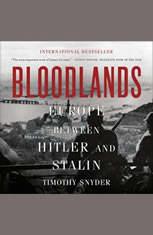 Bloodlands: Europe Between Hitler and Stalin - Audiobook Download