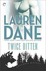Twice Bitten: (Cascadia Wolves #7) - Audiobook Download