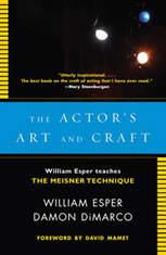 The Actors Art and Craft: William Esper Teaches the Meisner Technique - Audiobook Download