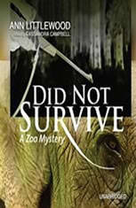 Did Not Survive: A Zoo Mystery - Audiobook Download