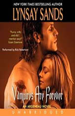 Vampires Are Forever: An Argeneau Novel - Audiobook Download