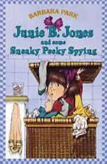 Junie B. Jones and Some Sneaky Peeky Spying: Junie B. Jones #4 - Audiobook Download