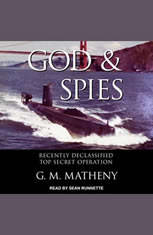 God & Spies: Recently Declassified Top Secret Operation - Audiobook Download