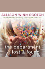 The Department of Lost & Found: A Novel - Audiobook Download