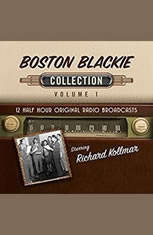 Boston Blackie Collection 1 - Audiobook Download