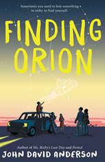 Finding Orion - Audiobook Download
