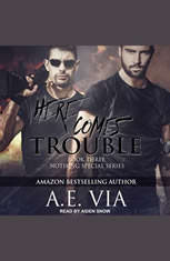 Here Comes Trouble - Audiobook Download