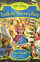 Trollbella Throws a Party: A Tale from the Land of Stories - Audiobook Download