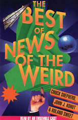 Best of News of the Weird - Audiobook Download
