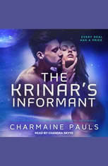 The Krinars Informant: A Krinar World Novel - Audiobook Download