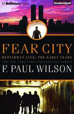 Fear City - Audiobook Download