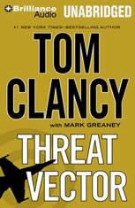 Threat Vector - Audiobook Download