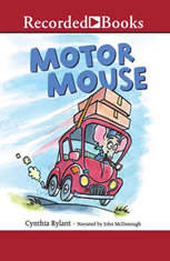 Motor Mouse - Audiobook Download