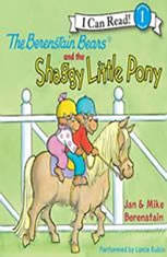The Berenstain Bears and the Shaggy Little Pony - Audiobook Download