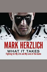 What It Takes: Fighting For My Life and My Love of the Game - Audiobook Download