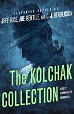 The Kolchak Collection - Audiobook Download