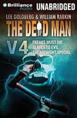 The Dead Man Vol 4: Freaks Must Die Slave to Evil and The Midnight Special - Audiobook Download