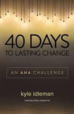 40 Days to Lasting Change: An AHA Challenge - Audiobook Download