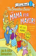 The Berenstain Bears and Mama for Mayor! - Audiobook Download