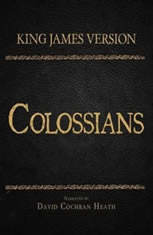 The Holy Bible in Audio - King James Version: Colossians - Audiobook Download