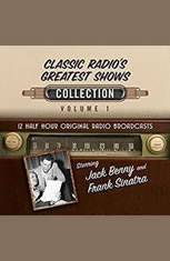 Classic Radios Greatest Shows Collection 1 - Audiobook Download
