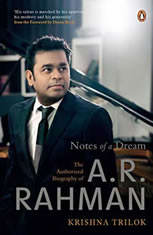 Notes of a Dream: The Authorized Biography of AR Rahman - Audiobook Download