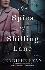 The Spies of Shilling Lane: A Novel - Audiobook Download