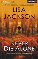 Never Die Alone - Audiobook Download