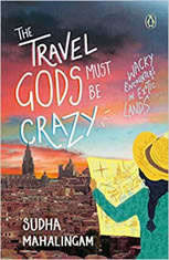 The Travel Gods Must be Crazy - Audiobook Download