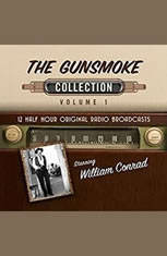 The Gunsmoke Collection 1 - Audiobook Download