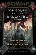 Joe Golem and the Drowning City - Audiobook Download