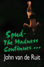 Spud-The Madness Continues - Audiobook Download