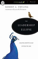 The Leadership Ellipse: Shaping How We Lead By Who We Are - Audiobook Download