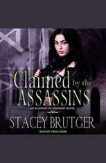 Claimed by the Assassins - Audiobook Download